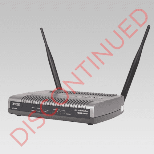 DISCONTINUED VC-230N Wireless VDSL2 Router