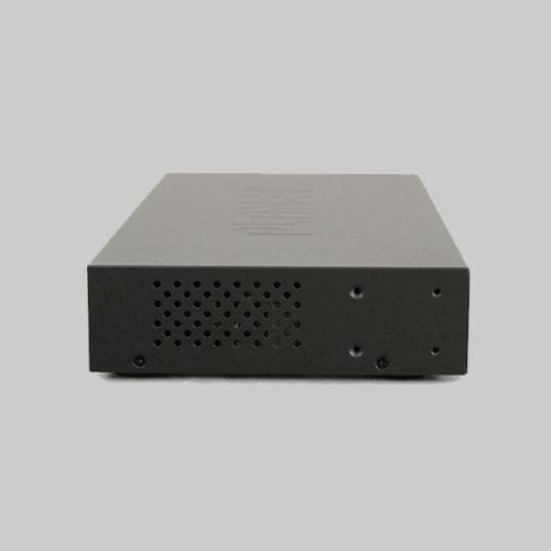 FGSD-1022 Managed Switch Side 2