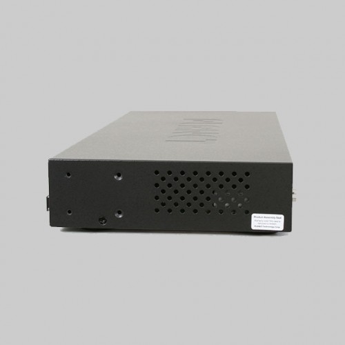 FGSD-1022HP PoE Switch Side 2