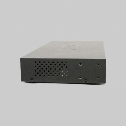 FGSD-1022HP PoE Switch Side 1