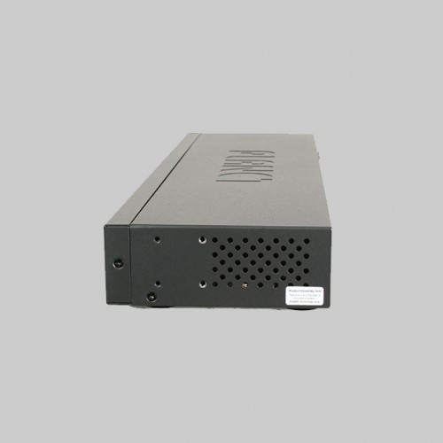 FGSW-1828PS PoE Switch Side 2