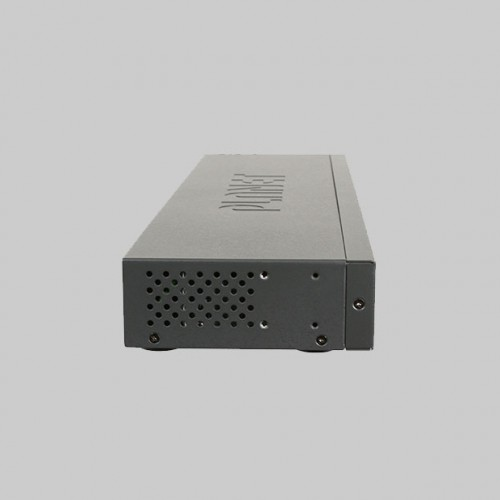 FGSW-1828PS PoE Switch Side 1