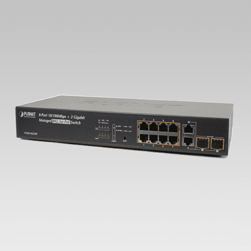 FGSD-1022HP PoE Switch