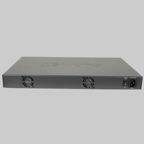 HPOE-1200G PoE Hub Back