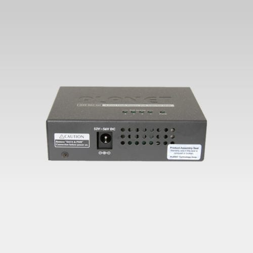 HPOE-460 PoE Injector Hub Side