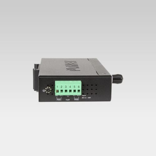IVC-2002 Ethernet Extender Kit Side