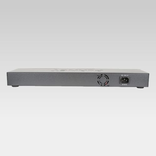 FNSW-1608PS PoE Switch Back