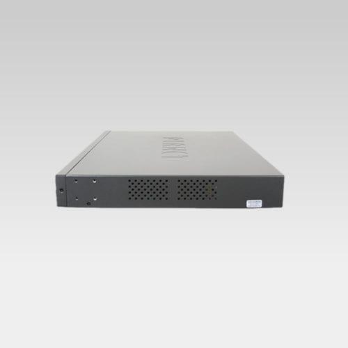 WGSW-2620HP PoE Switch Side