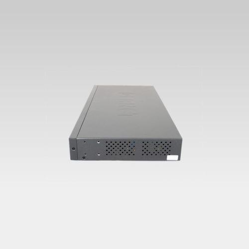 HPOE-2400G PoE Hub Side