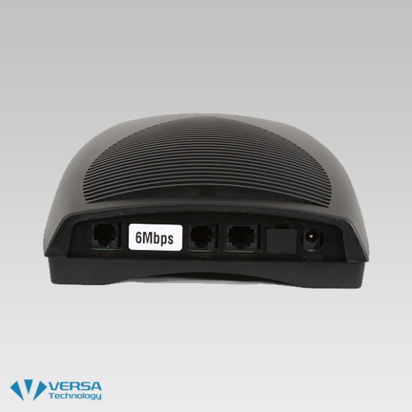 VX-EL400 Ethernet Extender Kit Back