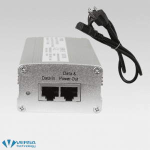 VX-Pi1000ATM PoE Injector Front