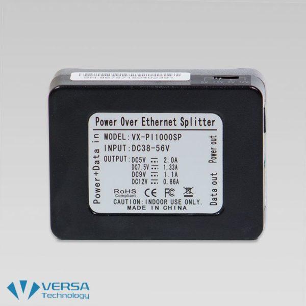 VX-Pi1000SP PoE Splitter Back
