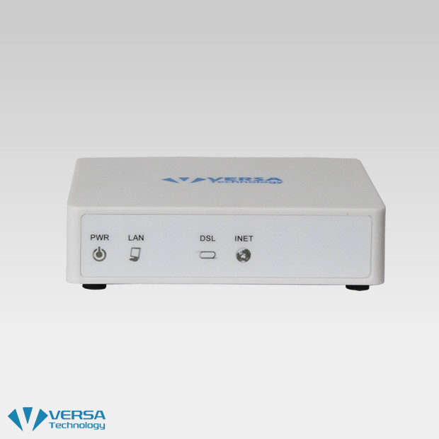 VX-VER170S ADSL2+ Modem Front