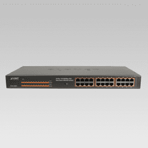 FNSW-2400PS PoE Switch