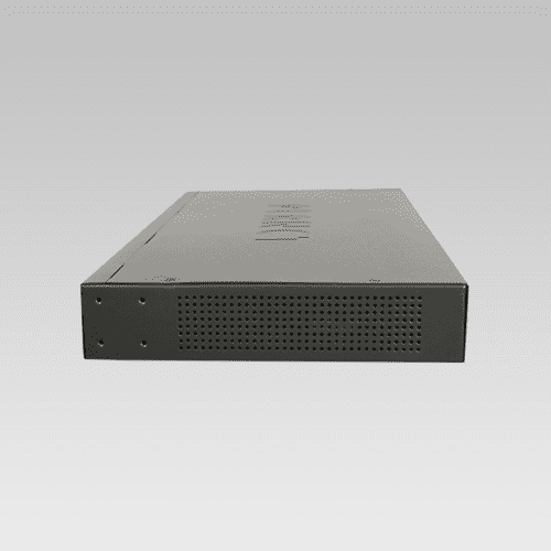 FNSW-2400PS PoE Switch Side 1