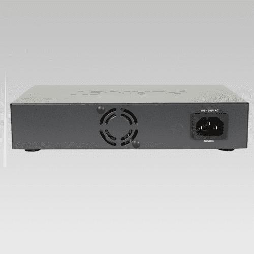 FSD-804P PoE Switch Back