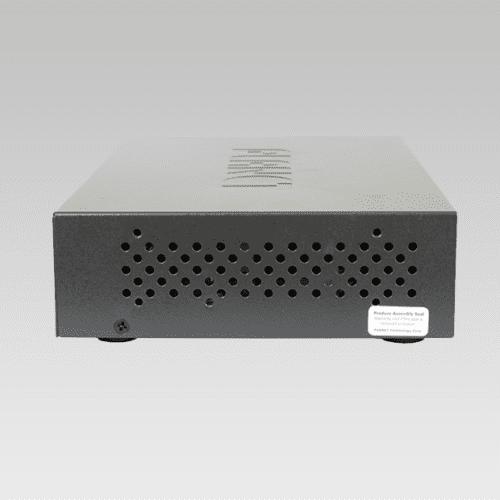 FSD-804P PoE Switch Side 2