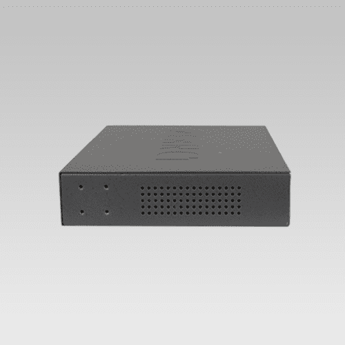 GSD-808HP PoE Switch Side