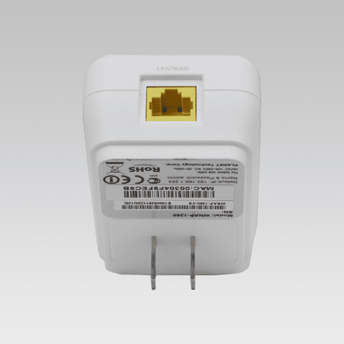 WNAP-1260 Wireless Repeater Top