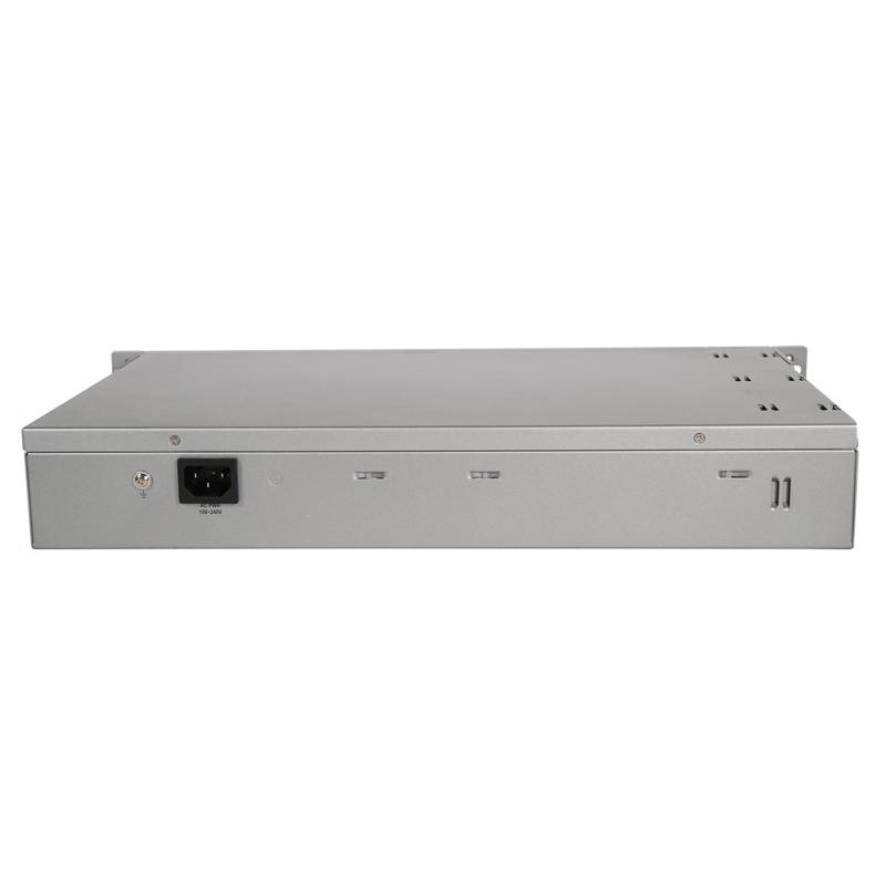 VX-1000HDx ADSL2+ DSLAM Back