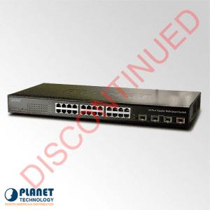 GSW-2404SF DISCONTINUED