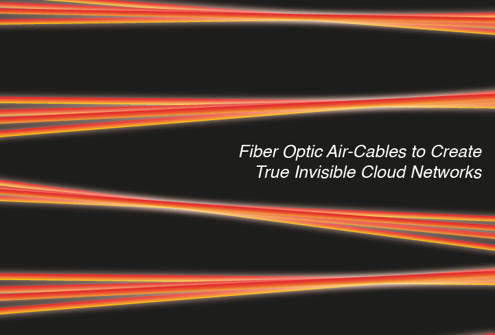 invisible fiber optics
