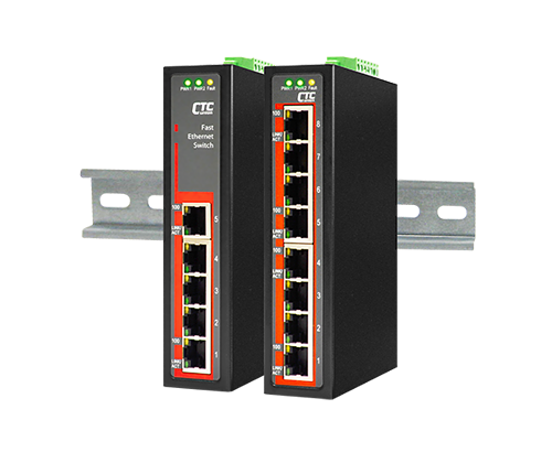 IFS-500 Certified Industrial Switch