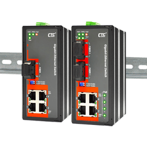 IGS-401F Certified Industrial Switch