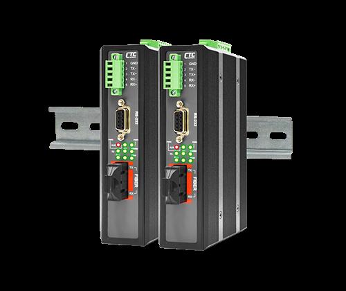 IFC-Serial-E Industrial Media Converter