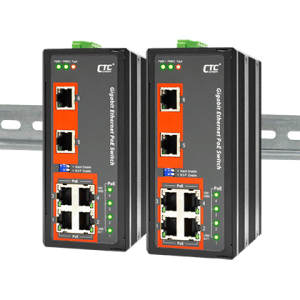 IGS-600-4PHE24 Industrial PoE Switch