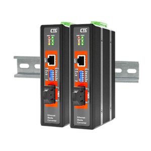 IMC-100-E Industrial Media Converter