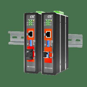 IMC-1000S Industrial Media Converter