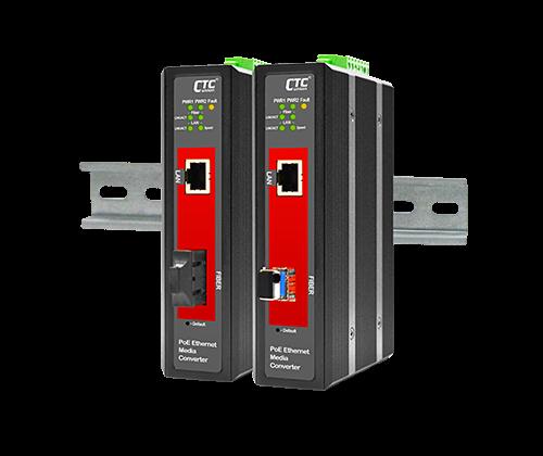 IMC-1000MS-E Industrial Media Converter