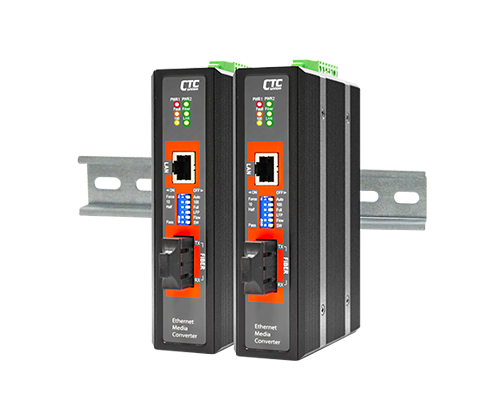 IMC-100 Industrial Media Converter
