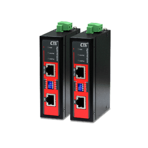 INJ-IG01-PH Industrial PoE Injector