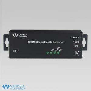 VX-200M-X3 Micro Media Converter Front