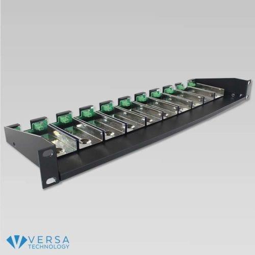 VX-R10 Micro Media Converter Rack