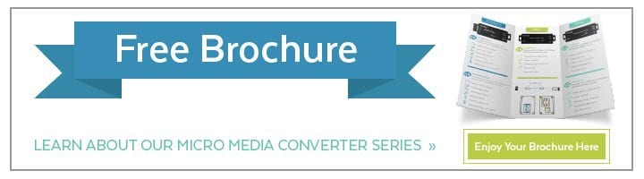 Free Micro Media Converter Brochure
