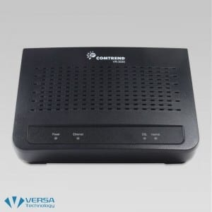 VR-3030 VDSL2 Router / Modem Top