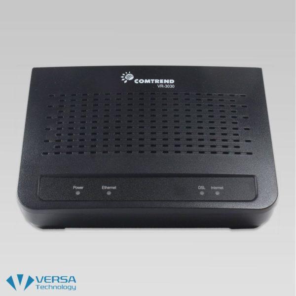 VR-3030 VDSL2 Router / Modem Top