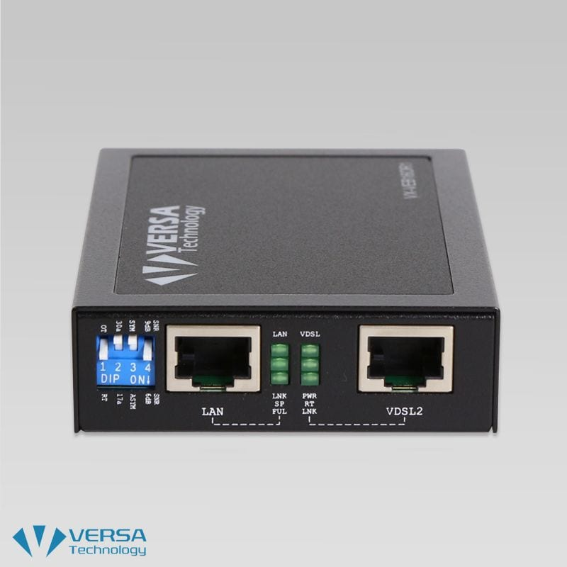 VX-VEB160R1 VDSL2 Ethernet Extender Front