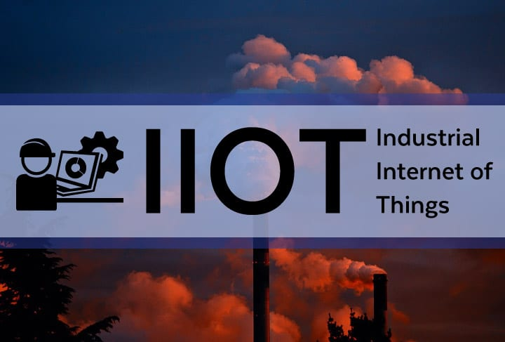 Industrial Internet of Things Infographic