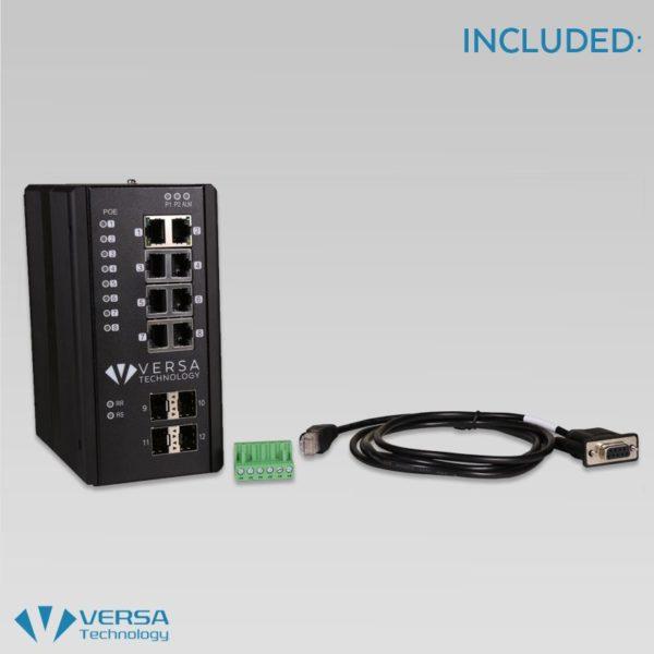 VX-IGP-1204F Accessories