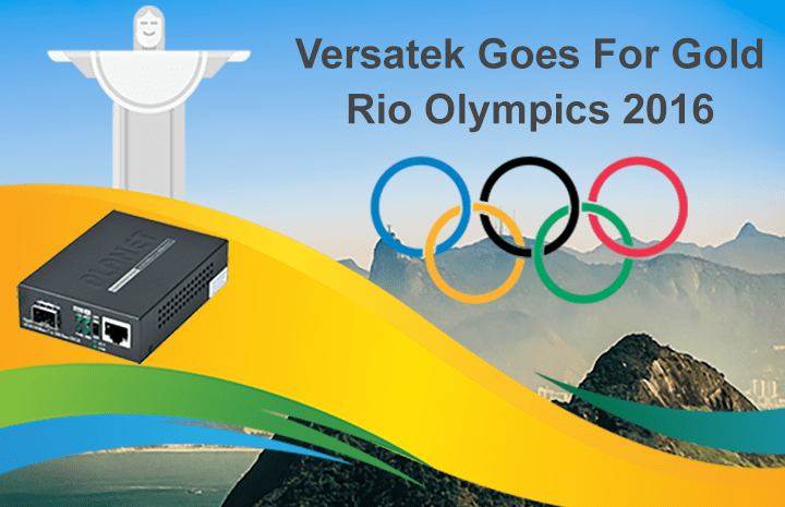 NBC uses Versatek SFP Media Converter