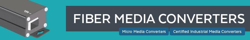 Fiber Media Converters Category