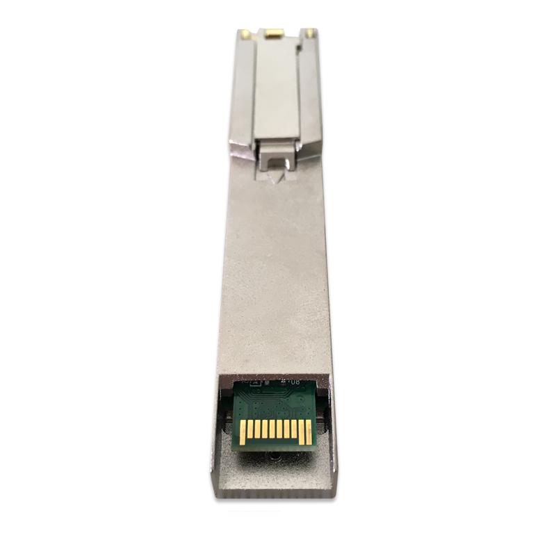 VX-160CE VDSL2 SFP Modem Back 2