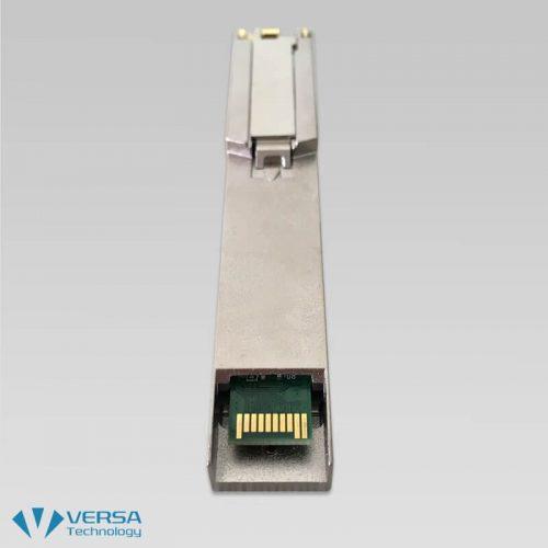 VX-160CE VDSL2 SFP Modem Back