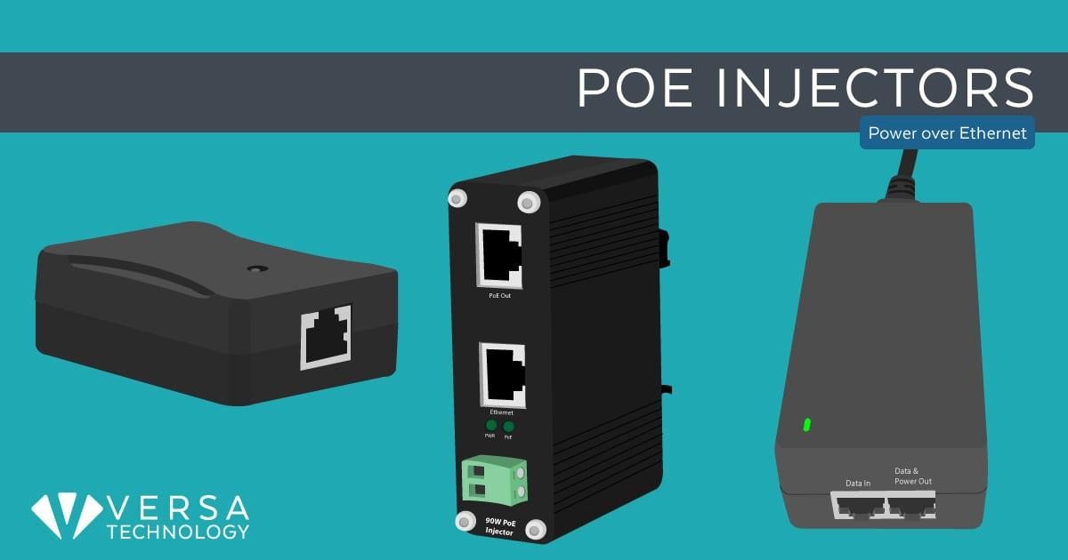 POE Injectors