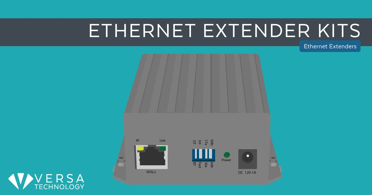 Ethernet Extender Kits