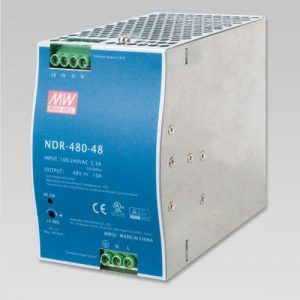 IPS-480-48 Industrial DIN Rail Power Supply